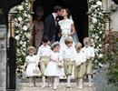 Hoàng tử, Công chúa Anh dễ thương trong đám cưới dì