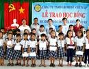 125 suất học bổng Grobest Việt Nam đến với học sinh nghèo huyện Tuy Phong