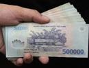 Bắt quả tang trung úy cảnh sát nhận hối lộ 50 triệu đồng