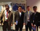 Nhiều hoạt động của sinh viên Việt Nam tại các hội nghị tim mạch quốc tế