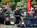 Chủ tịch Tập Cận Bình thị sát duyệt binh lớn nhất tại Hong Kong