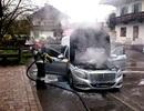 Mercedes-Benz Việt Nam triệu hồi xe vì nguy cơ cháy