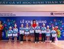 Sơn Kansai Nhật Bản tài trợ hơn 400 triệu đồng sơn mới trường tiểu học Tân Hòa