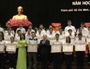 TPHCM: Hàng ngàn học sinh đạt giải thưởng các cấp