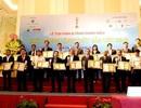 Grobest Việt Nam 4 kỳ liên tục được Bộ NN&PTNT vinh danh