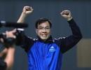 Hoàng Xuân Vinh, Lê Văn Công chạy tiếp sức hưởng ứng SEA Games 29