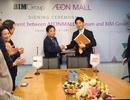 BIM Group ký kết hợp đồng hợp tác với AEONMALL Việt Nam