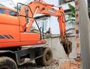 Cảnh cáo Chánh Thanh tra thành phố xây dựng trái phép