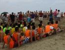 Tổ chức trò chơi trên bãi biển Sầm Sơn phải đóng phí