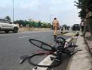 Xe Mazda tông chết người đi xe đạp thể thao rồi bỏ chạy