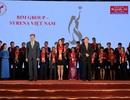 BIM Group – Syrena Việt Nam nhận giải thưởng Thương hiệu mạnh Việt Nam 2016