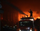 Vụ cháy Công ty Kwong Lung-Meko: Lực lượng PCCC đã tận lực, quên mình vì nhiệm vụ...