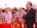 Khai hội xuân tại ngôi chùa lớn nhất Việt Nam