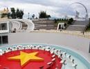 Hình ảnh Khu tưởng niệm chiến sĩ Gạc Ma trước giờ khánh thành