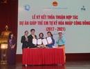 PNJ hỗ trợ 10,5 tỷ đồng giúp đỡ trẻ em Việt Nam