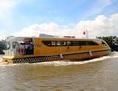 Tuyến buýt sông đầu tiên ở Sài Gòn chính thức hoạt động