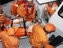 Cứu thuyền viên tàu chở dầu Panama bị nạn khi đi qua Biển Đông