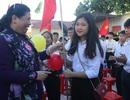 Phó Chủ tịch Quốc hội Tòng Thị Phóng dự lễ khai giảng năm học mới tại Nghệ An