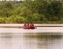 Đi đánh cá phát hiện thi thể thanh niên nổi trên mặt hồ