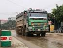 """Ninh Bình: Đoàn xe siêu tải """"cày ngày cày đêm"""", tỉnh lộ căng mình… chống đỡ!"""