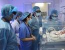 Vụ 4 trẻ tử vong: Bộ trưởng Y tế kiểm tra tại đơn nguyên sơ sinh