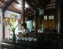 Ngôi nhà cổ có 120 cột gỗ quý độc nhất ở miền Tây