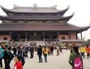 """Hai vợ chồng nghi """"cuỗm"""" hàng loạt tài sản của du khách đi lễ chùa Bái Đính"""
