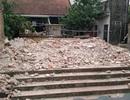 Hà Nội: Cơ quan chức năng còn đang điều tra, tài sản người dân đã bị đập tan tành