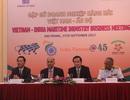 Ấn Độ muốn hợp tác với Việt Nam chế tạo tàu hải quân