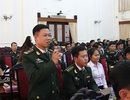"""Bộ trưởng Bộ GD&ĐT gặp mặt các thầy giáo """"mang quân hàm xanh"""""""