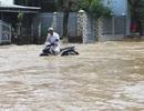Khánh Hòa phố biến thành sông, Phú Yên nhiều vùng bị cô lập