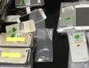 Người phụ nữ Trung Quốc quấn 140 chiếc Iphone trong người