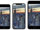 Bảng giá iPhone 8, iPhone 8 Plus, iPhone X