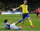 Bất ngờ thua Thụy Điển, Italia trước nguy cơ lỡ hẹn World Cup 2018