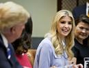 """Con gái ông Trump đảm nhận vai trò """"chưa có tiền lệ"""" tại Nhà Trắng"""