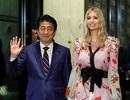 Đệ nhất ái nữ Mỹ ăn tối cùng Thủ tướng Nhật Bản