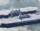 Nhật Bản có tàu sân bay trực thăng thứ 2 sau Izumo