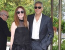 George Clooney điển trai dự LHP Venice