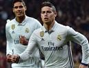 Hết kiên nhẫn với Real Madrid, James Rodriguez muốn tới MU