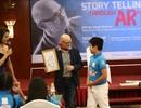 Nghệ sỹ tài ba James Mayhew và 2 ngày không thể quên tại Việt Nam
