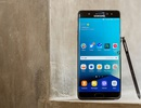 Bất chấp sự cố Note7, Samsung vẫn đạt lợi nhuận cao nhất 3 năm qua