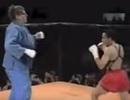 """""""Người khổng lồ"""" Judo hạ đo ván võ sĩ MMA"""