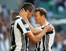 Juventus đại thắng trong ngày mở màn Serie A