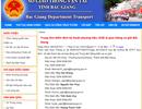 Bắc Giang: Kỷ luật hàng loạt cán bộ Sở Giao thông vận tải!