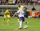Tottenham 4-2 PSG: Kane sút 11m thành công, Trapp bị đuổi