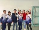 Thầy của Nguyễn Thị Ngoan tự hào về tấm HCV thế giới Karatedo