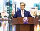 Ngoại trưởng Mỹ John F. Kerry: Việt Nam là một đất nước rất coi trọng học tập!