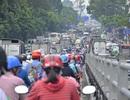 TPHCM: Mỗi tháng có thêm 30.000 phương tiện tham gia giao thông