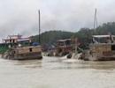 Nạo vét, khai khoáng trái phép trên sông có thể bị phạt 100 triệu đồng
