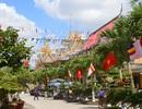 Đồng bào Khmer rộn ràng đón Tết cổ truyền
